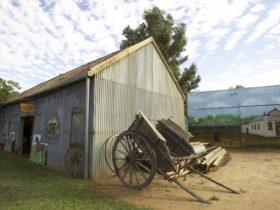 The Ned Kelly Blacksmith Shop