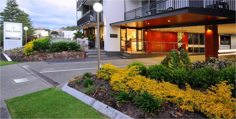 Accommodation at The Nelson, Nelson Bay, Port Stephens