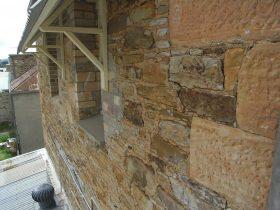 Sandstone Exterior