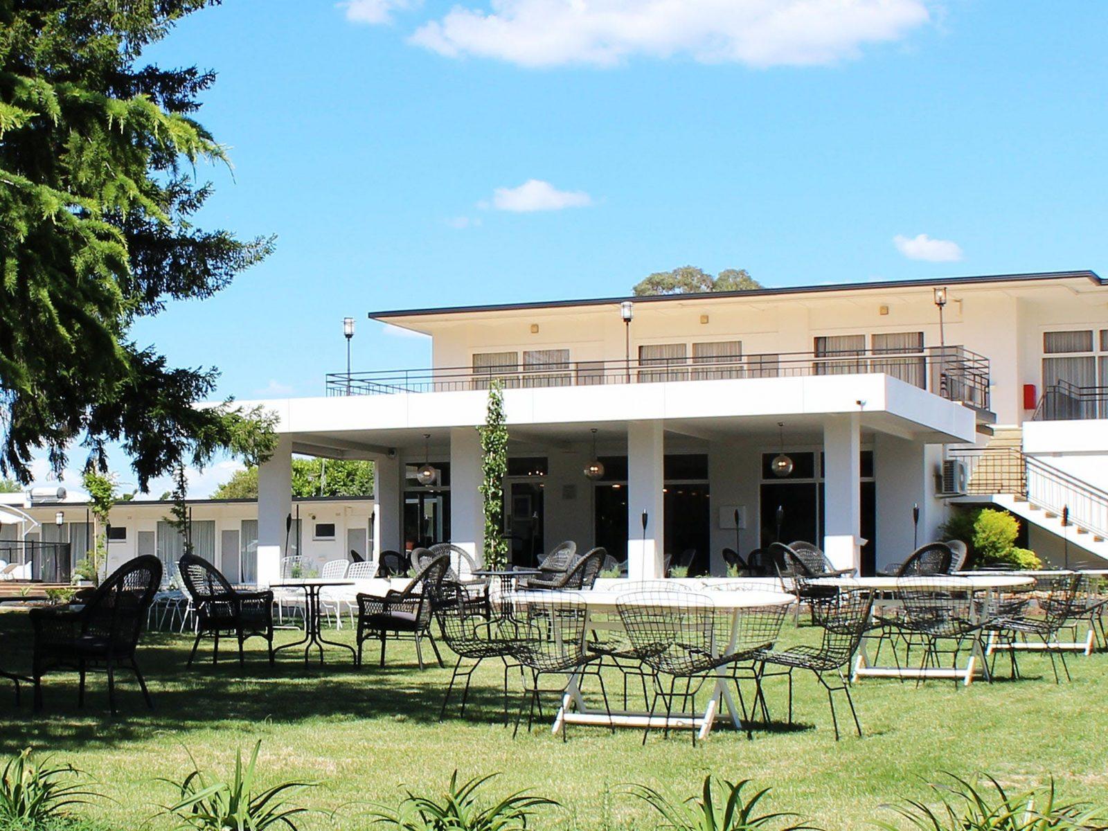 The Oriana Gardens