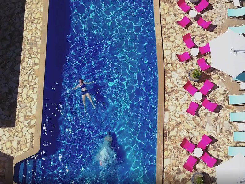 The Oriana Pool Club