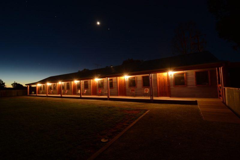 Silverton accommodation