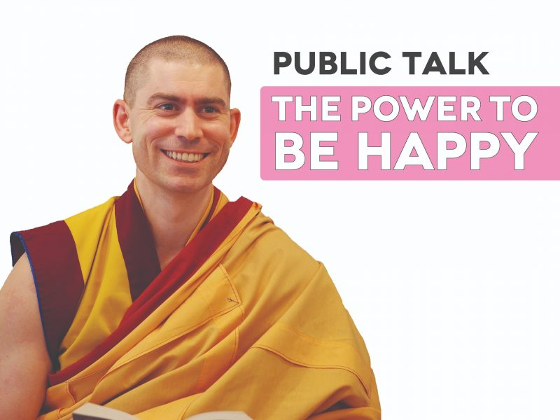 Public Talk 15 Feb