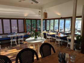 The Dining Room at The Quarters Huskisson