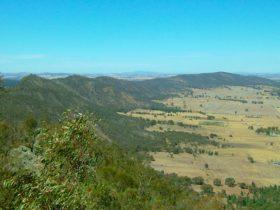 The Rock lookout, The Rock Nature Reserve. Photo: C Killick