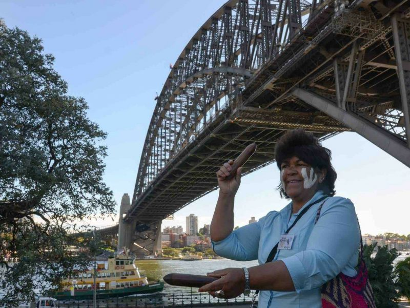 Sydney Harbour Bridge Aboriginal Culture