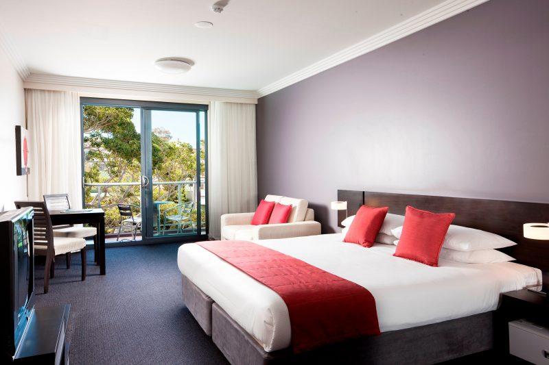 Superior Balcony Rooms