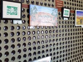 Wall of stubbies