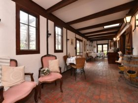 Lovely property features make for the perfect stay