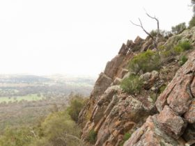 The Towers, The Rock Nature Reserve. Photo: A Lavender