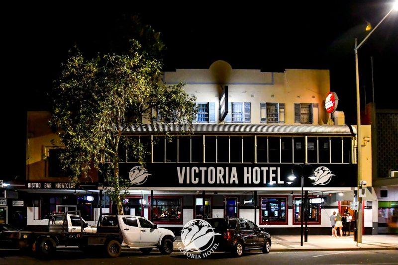 The Victoria Hotel Street View Baylist Street Wagga