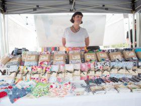 The Westies Markets - Emu Plains, stall holder