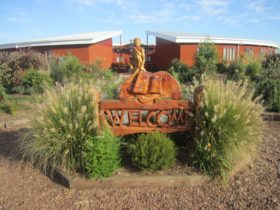 The Wiradjuri Study Centre entry
