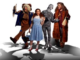 THE WIZARD OF OZ THE ARENA SPECTACULAR