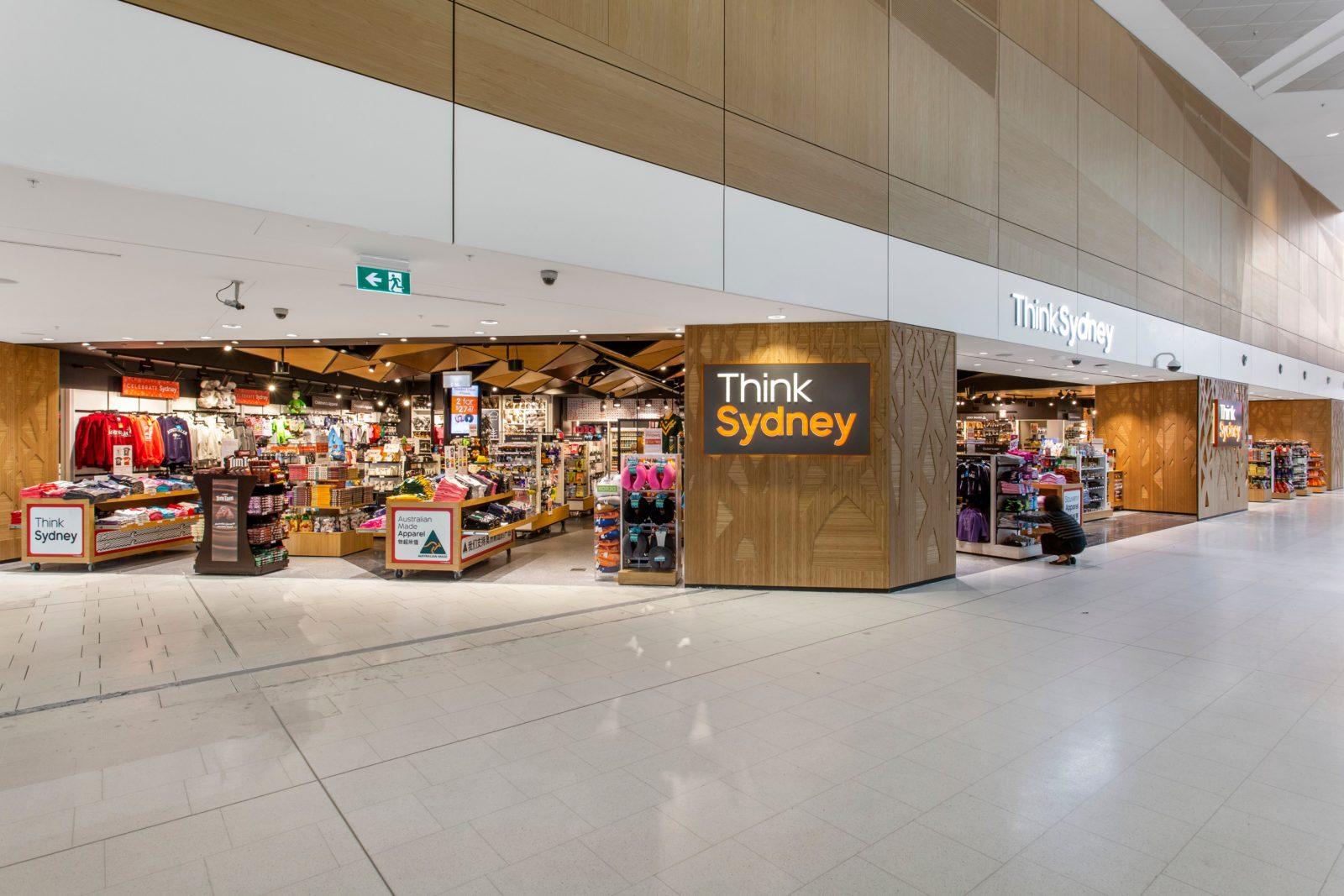 Think Sydney Sydney Airport Pier C Souvenirs Gifts