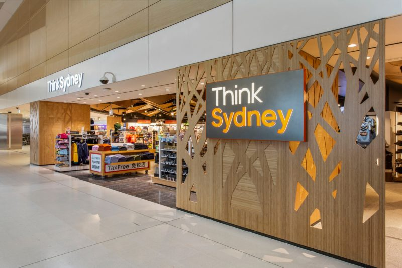 Think Sydney Sydney Airport Souvenirs Gifts
