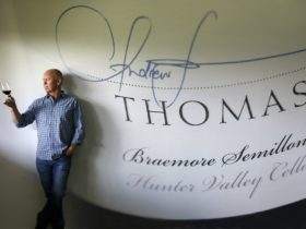 Thomas Wines Hunter Valley Cellar Door