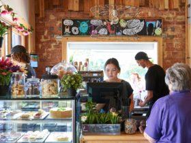 Thorne St Cafe internal