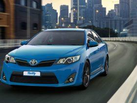 Thrifty Car Rental - Bankstown