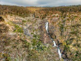 Tia Falls, Oxley Wild Rivers National Park. Photo: Gerhard Koertner