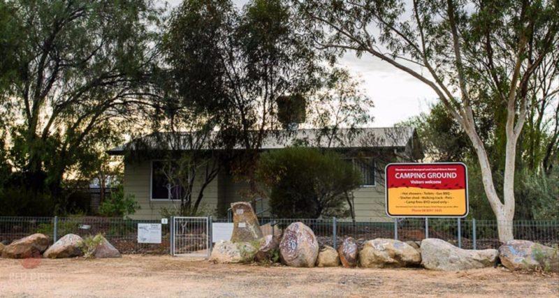 Tibooburra Aboriginal Reserve Camping Ground