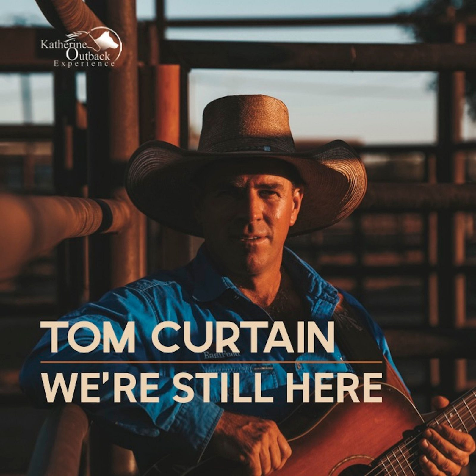 Tom Curtain's We're Still Here Album Cover