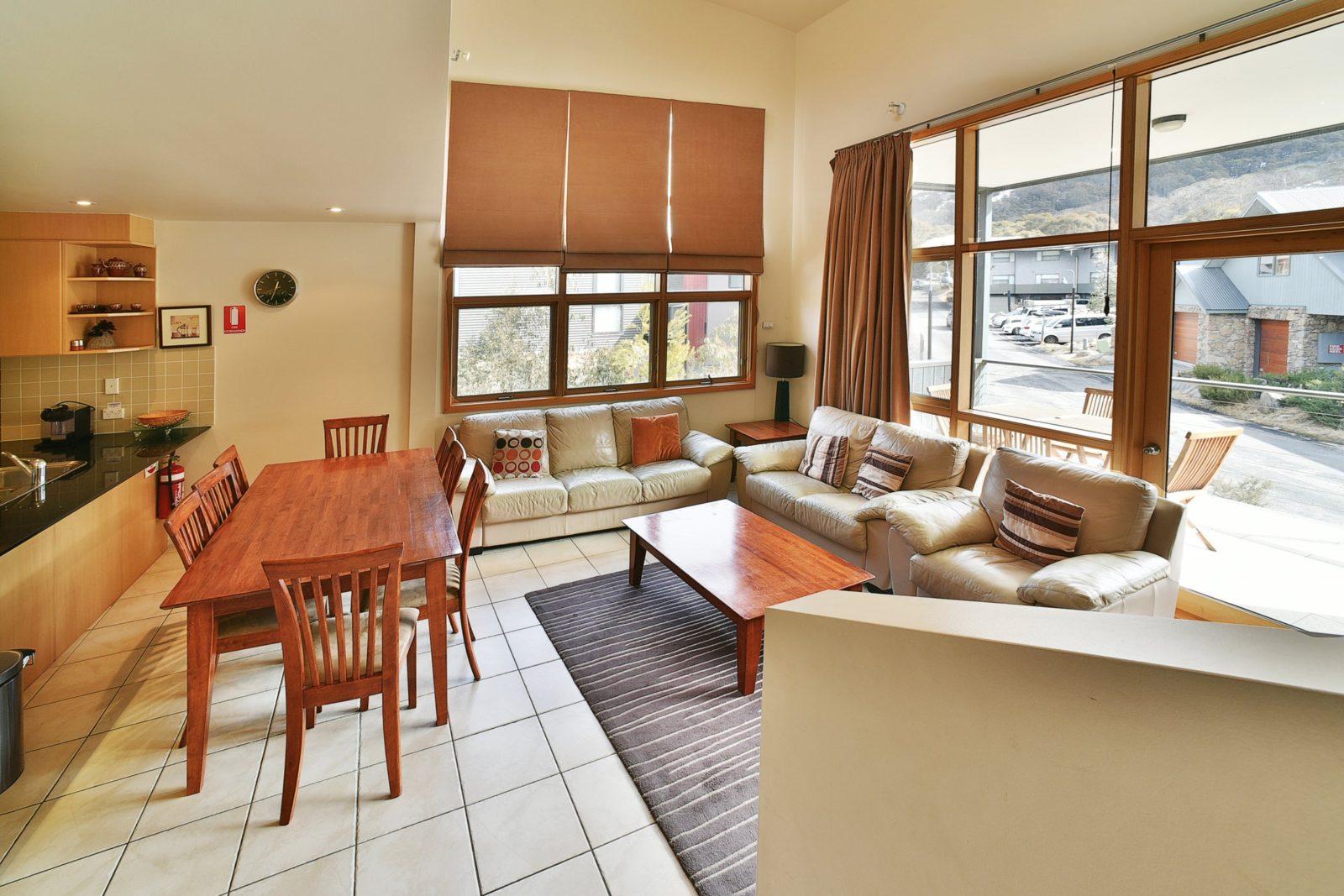 Tomarlin Views Living area.
