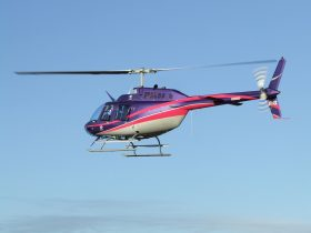 Touchdown Helicopter tours