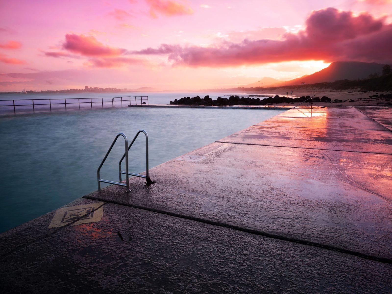 Towradgi Beach