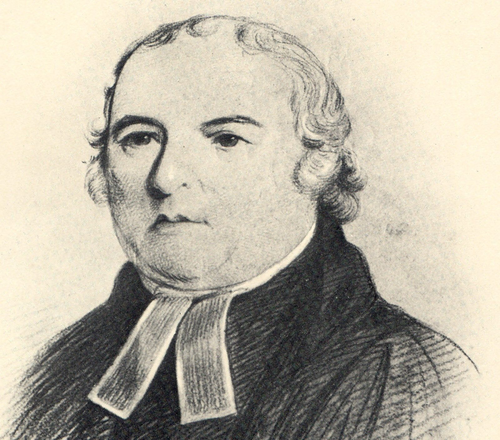 Reverend Samuel Marsden