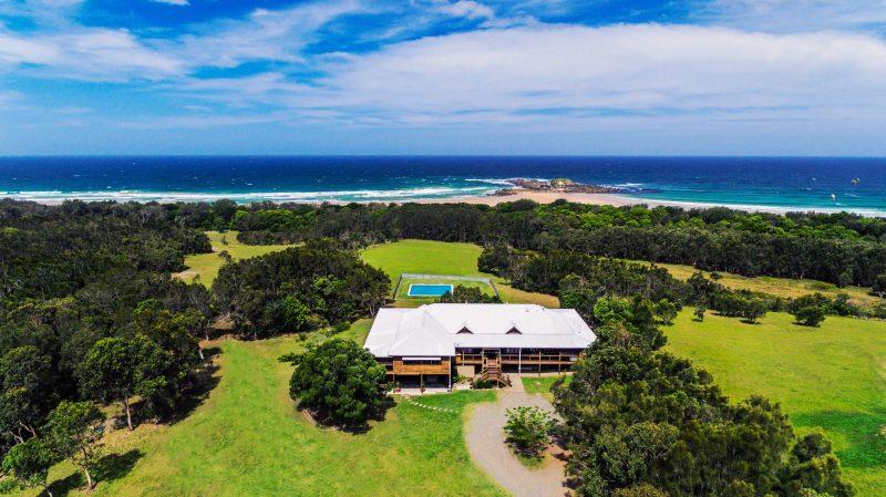 luxury ocean beach front secluded healthy calming