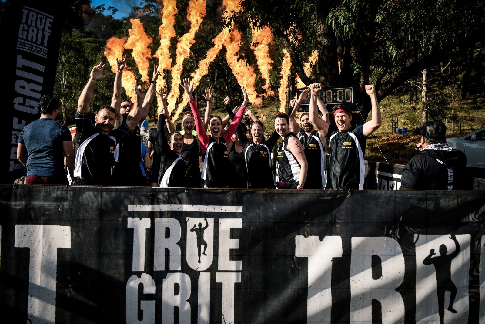 True Grit Military Inspired Obstacle Challenge