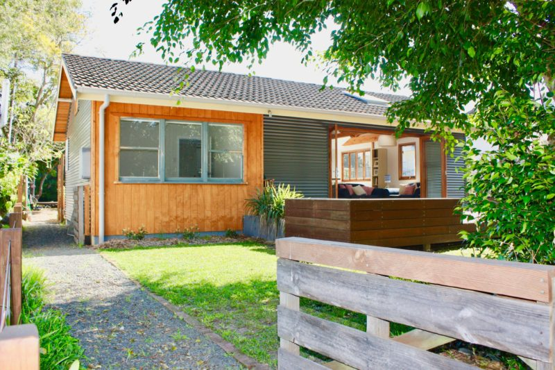 Tui Cottages Front House