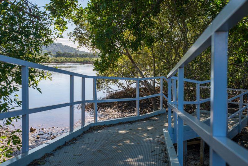 Tweed Coast Holiday Parks Hastings Point - Creek Access Walkway