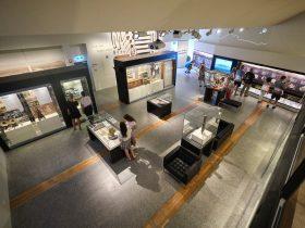 Murwillumbah Museum exhibition space