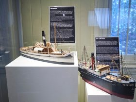 Display at Tweed Heads Museum