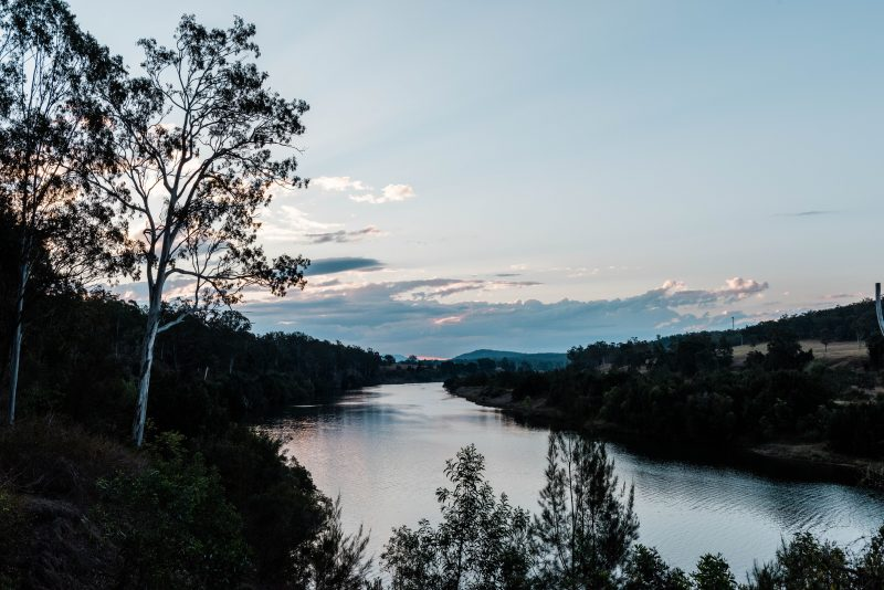 Twin Rivers Retreat View