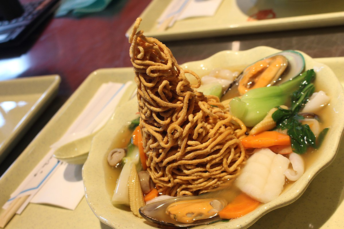 Twisted Noodle