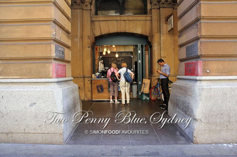 Two Penny Blue Cafe