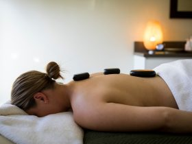 Hot Stone Massage at Ubika Day Spa