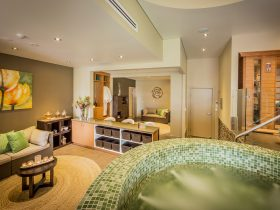 Ubika Spa Sanctuary Suite