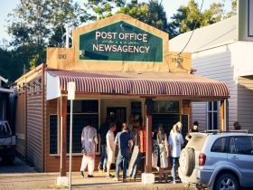 Uki Post Office