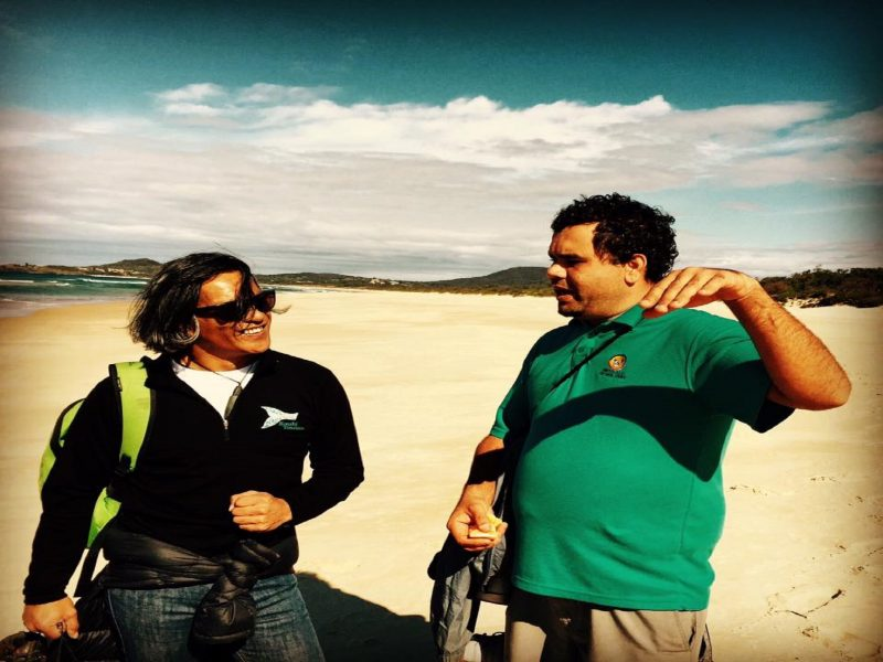 Unkya Local Aboriginal Land Council Cultural Eco Tours