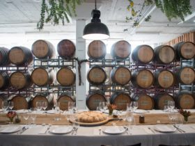 Sunday lunch at Urban Winery Sydney