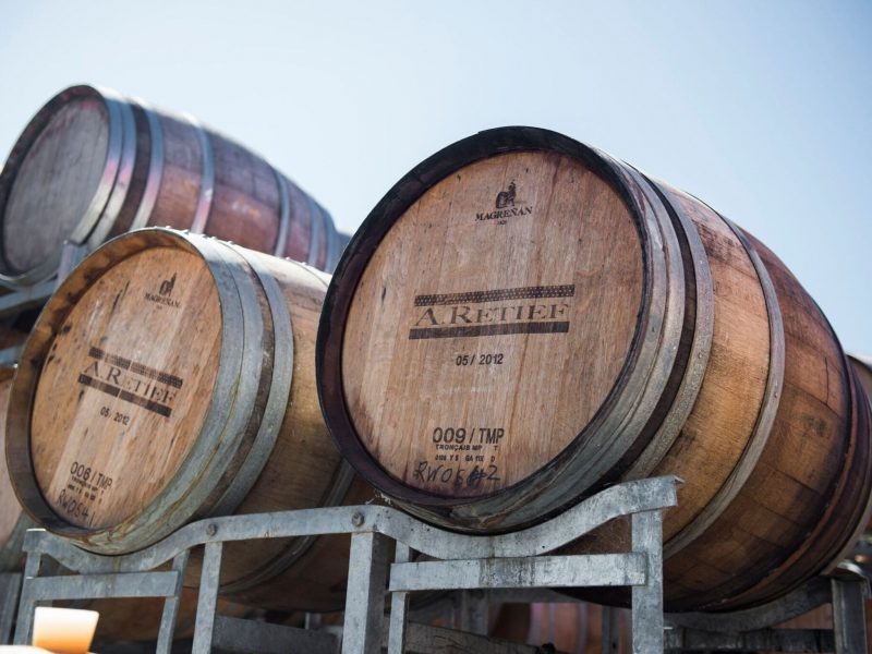 A.RETIEF Wine Barrels - Experience wine straight from the barrel on our Tour & Taste