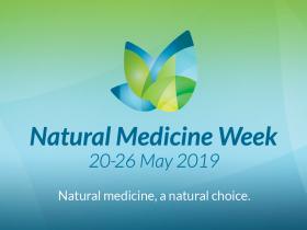 Natural Medicine Week 2019