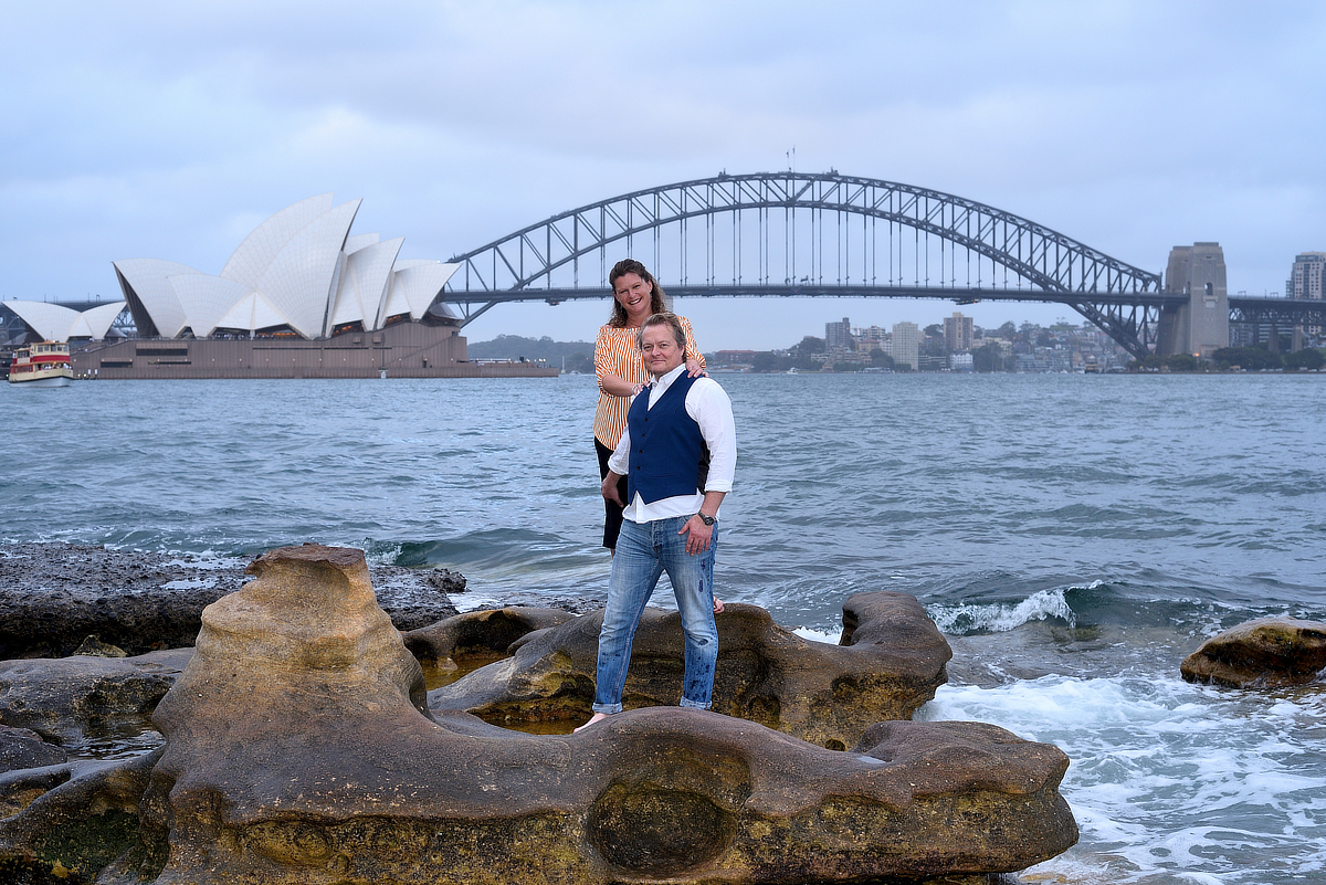 Professional Photographer and Guide Sydney