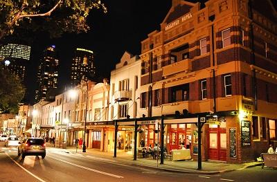 Sydney's True Crime Tour