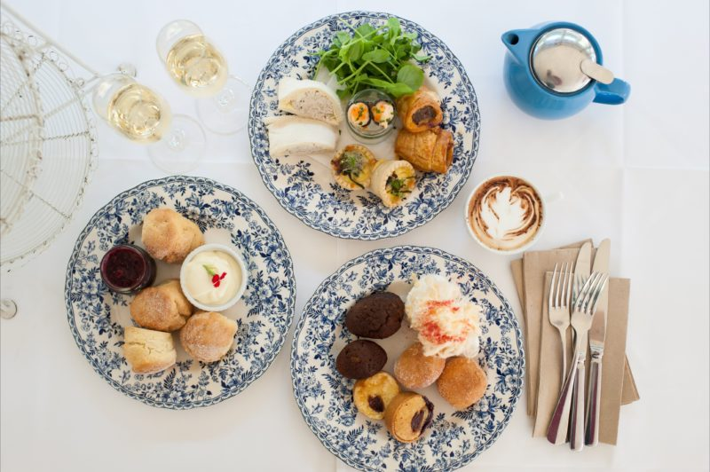 High Tea - flat lay