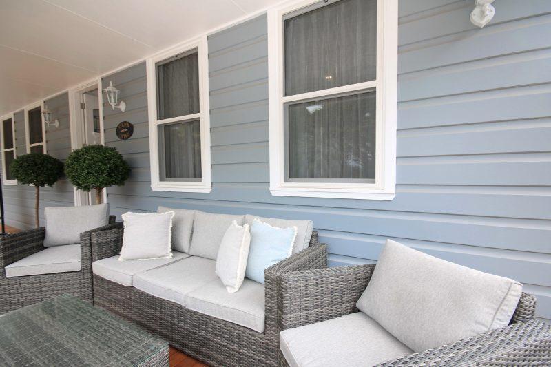 Verdon Cottage - Exterior Seating